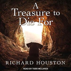 A Treasure to Die For Audiobook