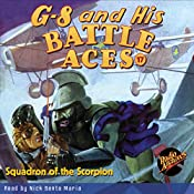 G-8 and His Battle Aces #17, February 1935   Robert J. Hogan,  RadioArchives.com