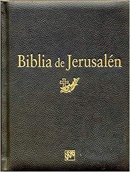 Biblia de Jerusalén: 5ª edición Manual totalmente revisada - Modelo 2