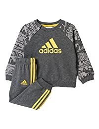 adidas Baby Boy's French Terry Jogger Set