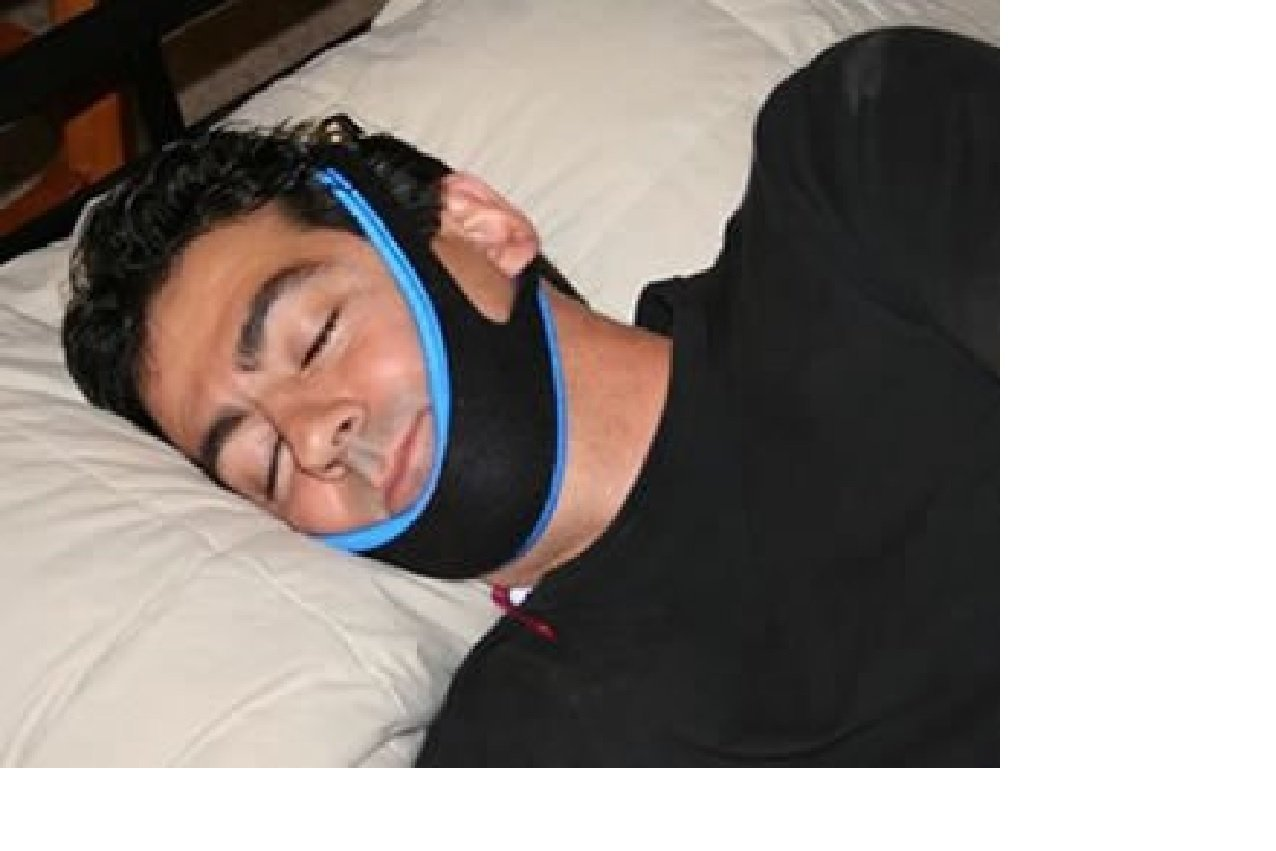 Comfort strip sleep apnea