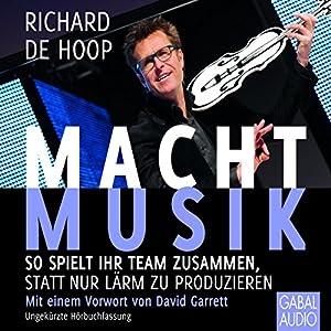 Macht Musik Hörbuch