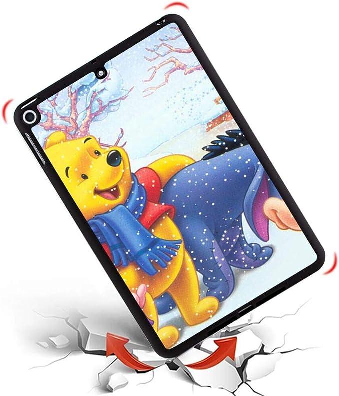 Disney Collection Protective Case Fit 2018 Ipad Mini 5 2018 7 9 Inch Eeyore Winnie The Pooh And Piglet Cartoon Walt Disney Christmas Hd Wallpaper Amazon Co Uk Electronics