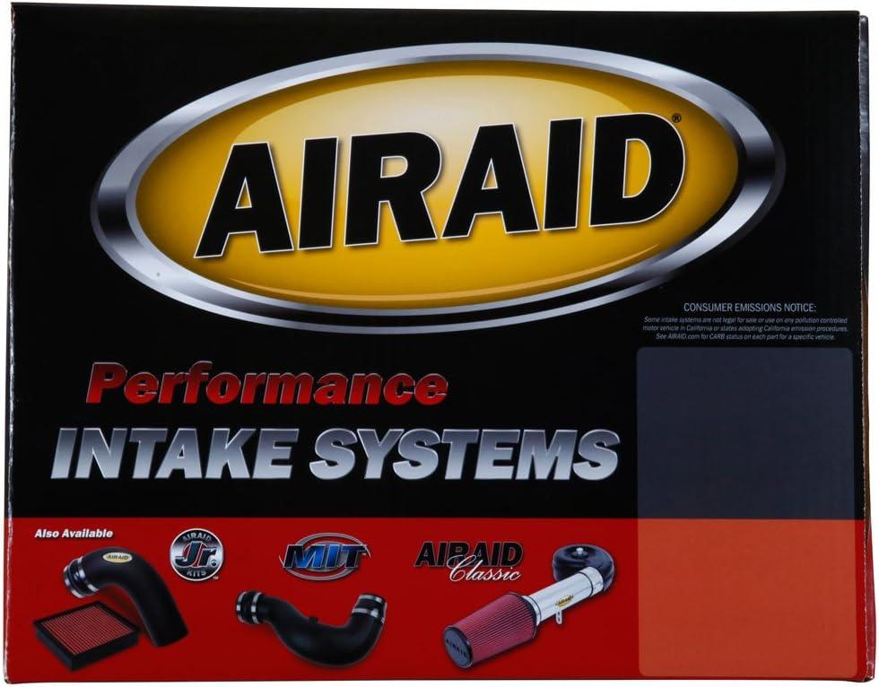 Airaid 452-204 AIRAID MXP Series Cold Air Box Intake System