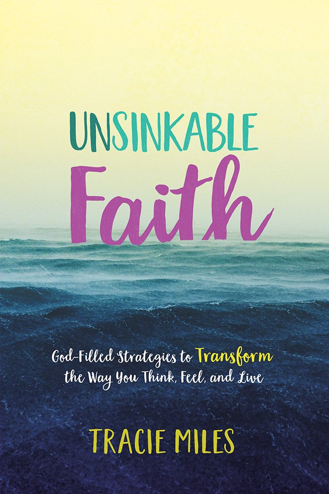 Read Online Unsinkable Faith: God-Filled Strategies to Transform the Way You Think, Feel, and Live pdf