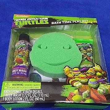 Amazon.com: teenage mutant ninja turtles hora del baño Play ...