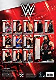 World Wrestling Official 2018 Calendar - A3 Poster Format