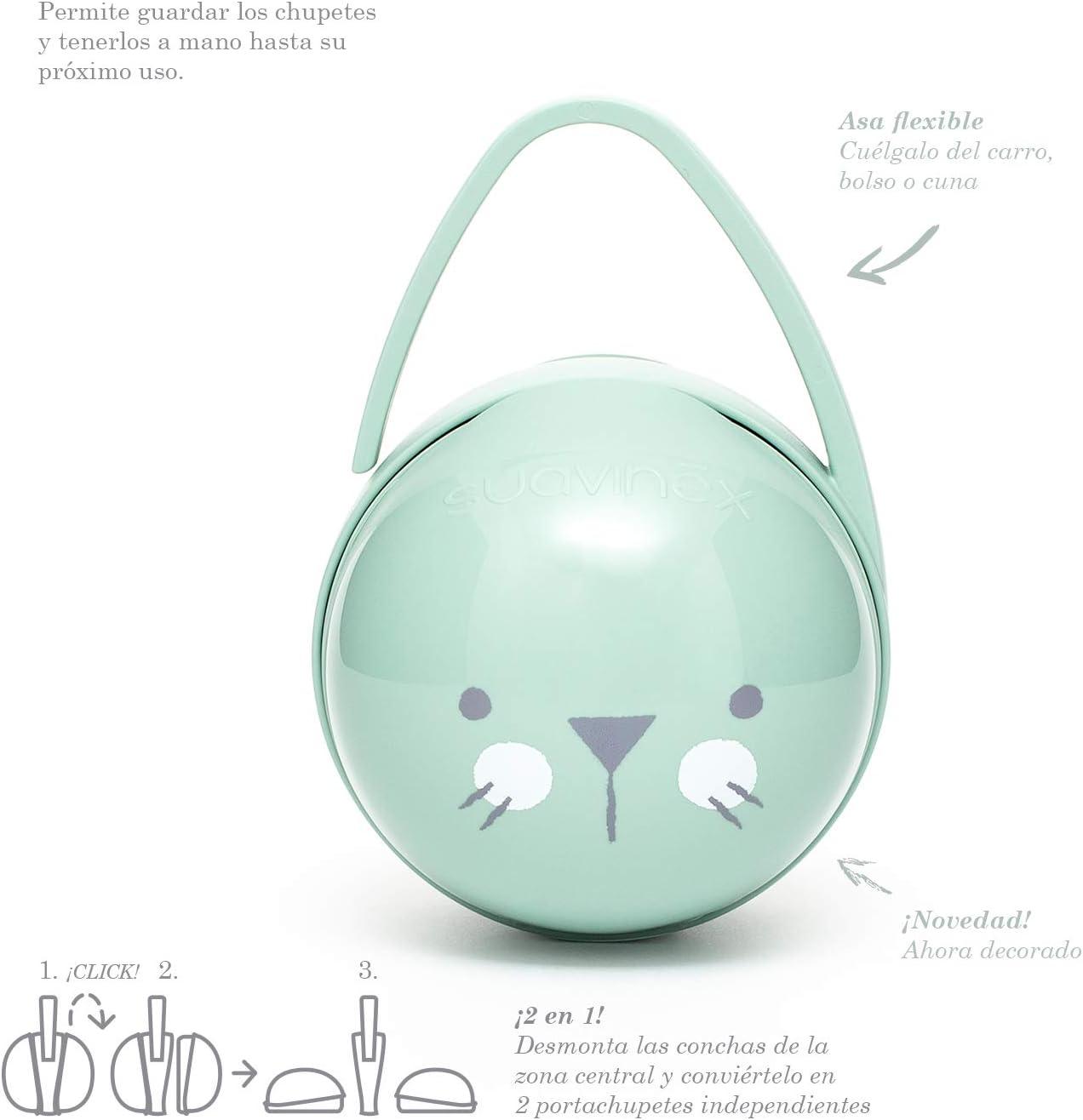 Suavinex Wecolme Baby Set per Neonati Collezione Hygge Colore Verde