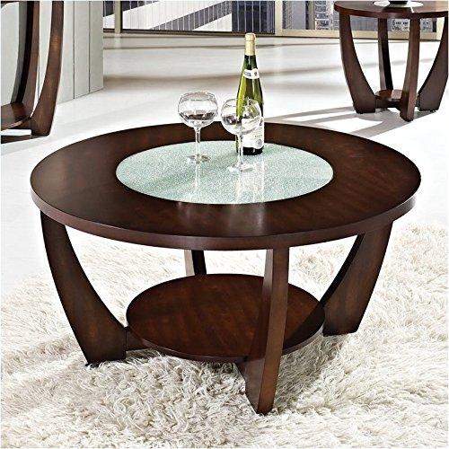 B M Rattan Coffee Table: Rectangular Coffee Table With Metal Frames In Dark Bronze