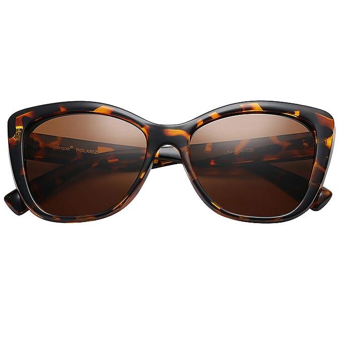 Amazon.com: Polarspex - Gafas de sol polarizadas para mujer ...