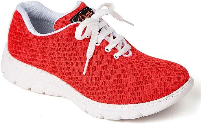 Zapatilla de Trabajo Modelo CALPE Marca DIAN certificada CE EN ISO 20347.