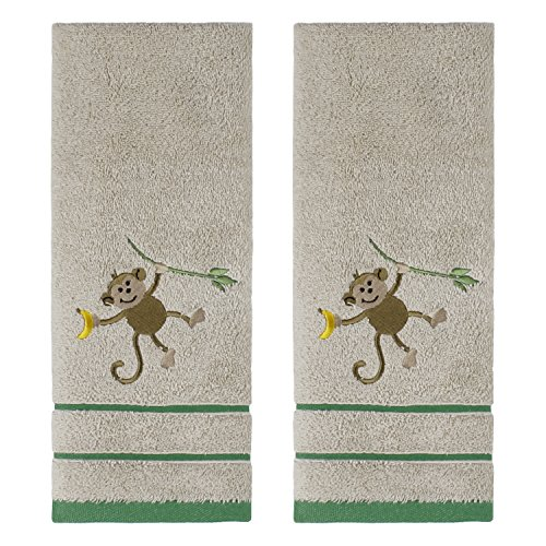 Saturday Knight Let's Hang 2pc Hand Towel Set by Saturday Knight