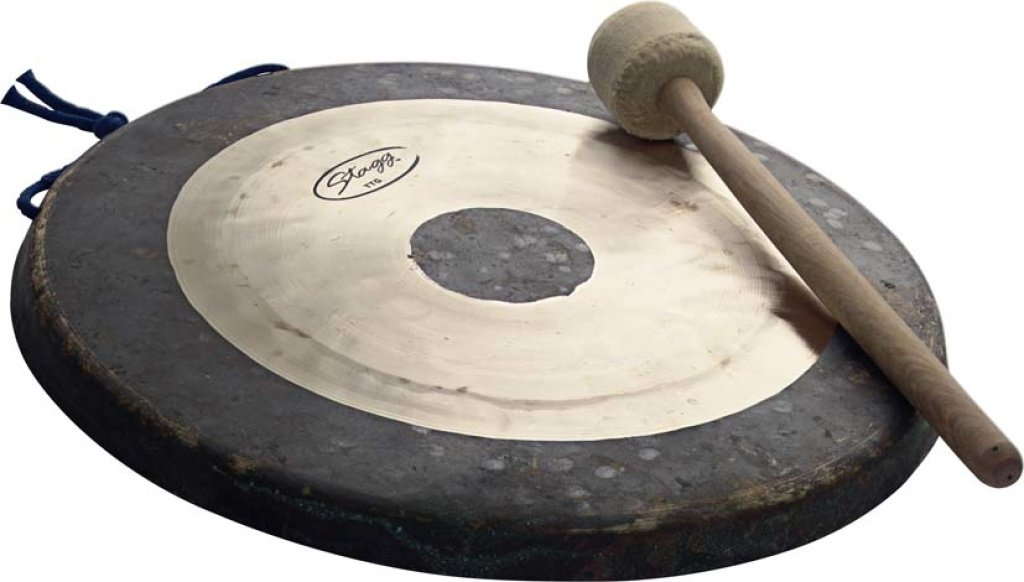 Stagg TTG-30 30-Inch Tam Tam Gong with Mallet