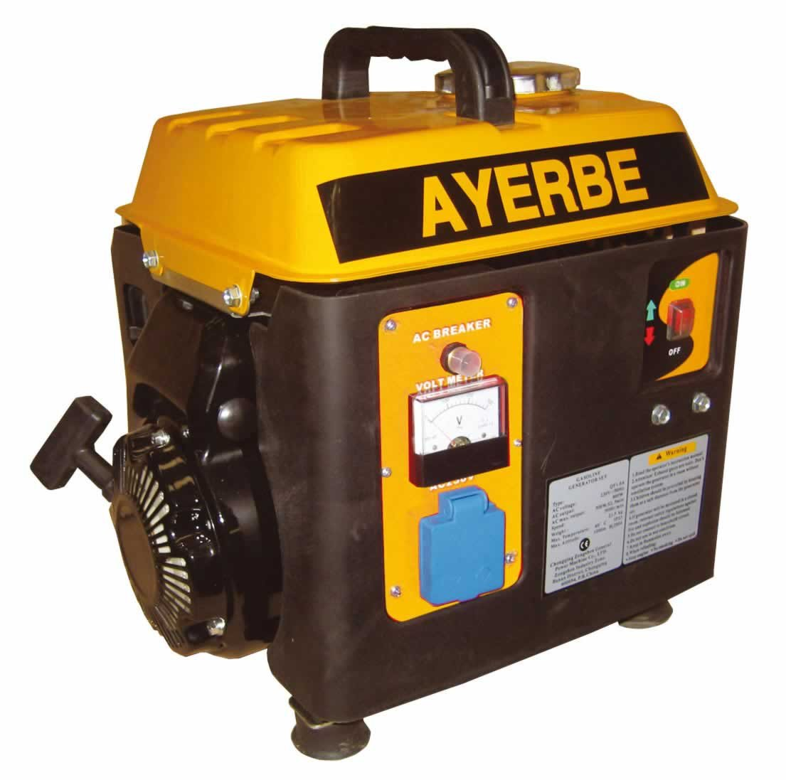 Ayerbe Generator–1000KT Inson. 800W.
