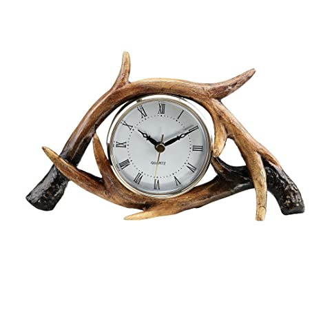 Amazon.com: Antler Reloj de mesa: Home & Kitchen