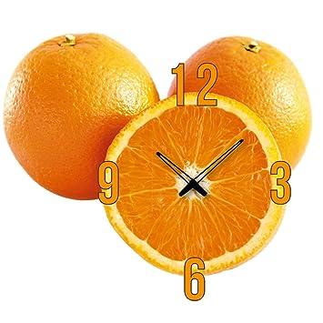 Eurographics US-DT8089 Time Art Aufkleber, Clockwork Orange, 49,6 x 70 cm