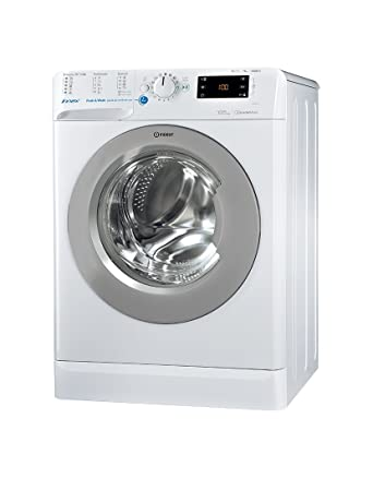 Indesit BWE 91484X WSSS EU Independiente Carga frontal 9kg 1400RPM A+++ Blanco - Lavadora (Independiente, Carga frontal, Blanco, Botones, Giratorio, ...