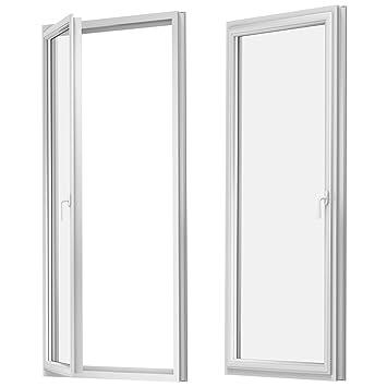 Favorit Balkontür - Kunststoff - Fenster - Tür - weiß - Dreh Kipp - BxH VP17