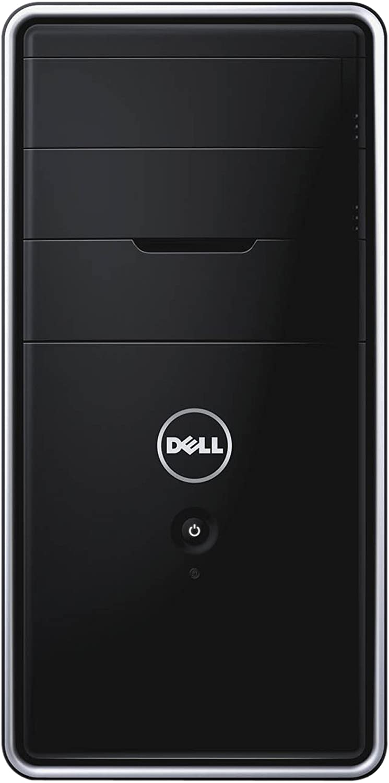 Dell Inspiron i3847-5846BK Desktop (3.10 GHz Intel Core i5-4440 Processor, 8 GB DDR3, 1 TB HDD, Windows 7 Professional) Black [Discontinued By Manufacturer]