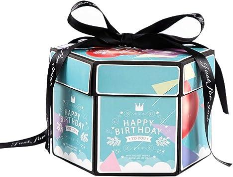 Caja de regalo sorpresa de 5 capas para álbum de fotos, para ...