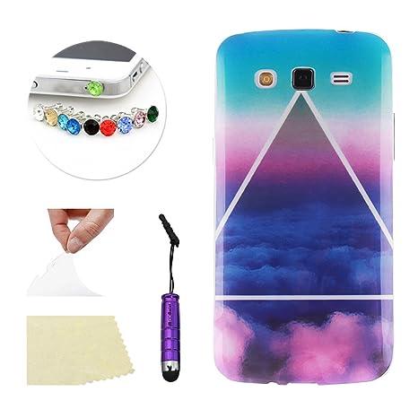 Duragadget-Funda para Samsung Galaxy Grand 2 G7106, silicona ...