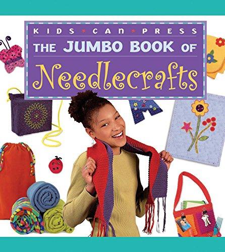 The Jumbo Book of Needlecrafts (Jumbo Books) pdf