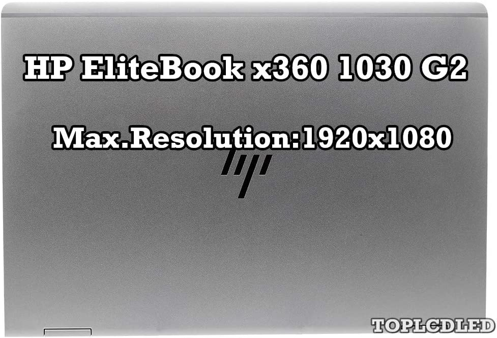"""for HP Replacement 13.3"""" LCD LED Display Complete Touch Screen FHD 1920X1080 Display Assembly Elitebook X360 1030 G2 931048-001"""