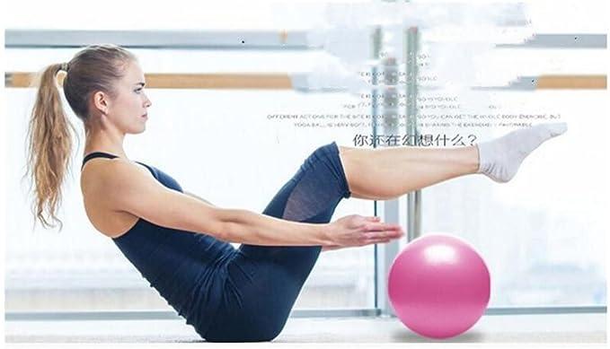 Heyuni.1 pelota de pilates, bola de barra, pelota de ejercicio ...