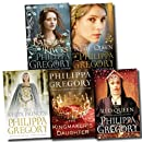 Cousins War Series Collection Philippa Gregory 5 Books Set (The White Princess, White Queen, Red Queen, Lady of the Rivers, Kingmaker's Daughter)