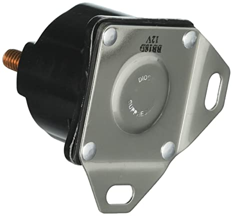 MaxPower 12792 Starter Solenoid Replaces Cub Cadet 725-3001, 925-3001 and  Gravely 035634, 20626200