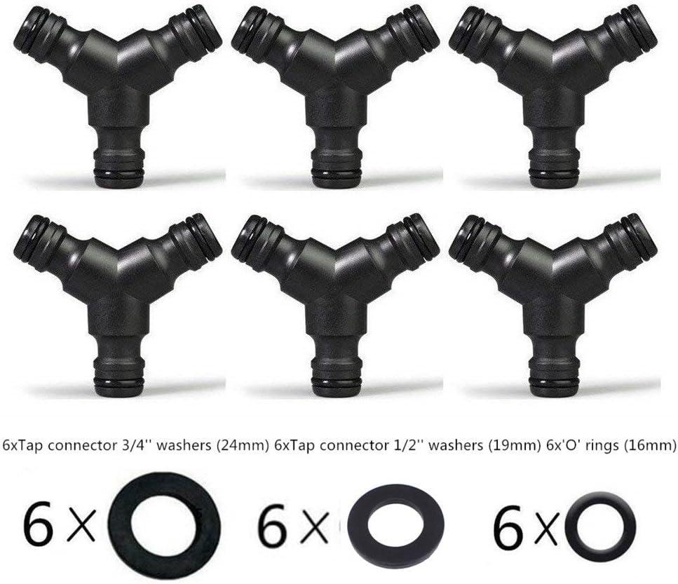 "Gardena Profi Sistema dispositivi pezzi 26,5mm G 3//4/"" a 19mm 3//4/"" Pollici Adattatore da giardino"