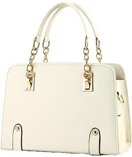Ilishop Women s New Fashion Shoulder Top-handle Bag Ladies Casual  Cross-body Teens 862a9a28c662f