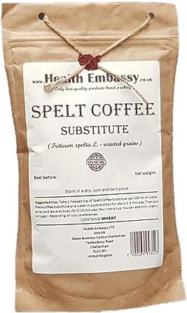 Café Espelta (Triticum spelta - roasted grains) / Spelt Coffee ...