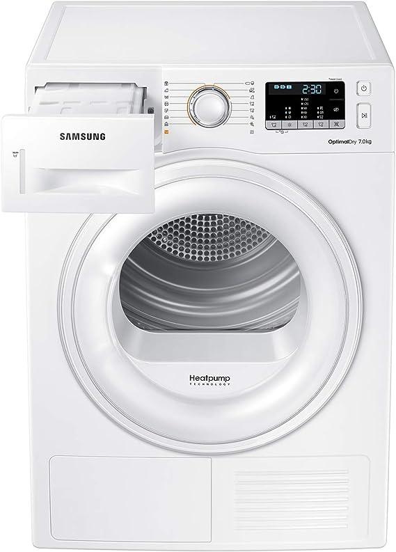 Samsung DV70M50201W Independiente Carga frontal 7kg A++ Blanco ...