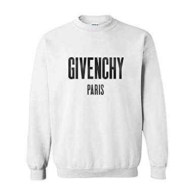 114ed4f4a91294 Cristees Design Givenchy Paris Inspired Sweatshirt at Amazon Women's  Clothing store: