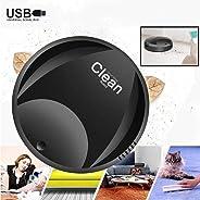 Robo Aspirador Po Limpa Casa Limpeza Sensor Clean Automatico Bateria Recarregavel