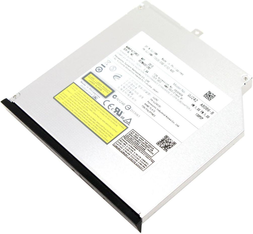 Panasonic SATA Blu-ray BD-RE DVDRW Rewriter Internal Laptop Drive UJ242 J1XNK