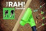 Kyпить The Rah! Universal Ergonomic Back Saving Handle for Snow Shovels, Rakes, and other Gardening or Construction Tools на Amazon.com