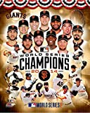 "MLB San Francisco Giants 2014 World Series Champions Team Composite Photo (Size: 8"" x 10"")"