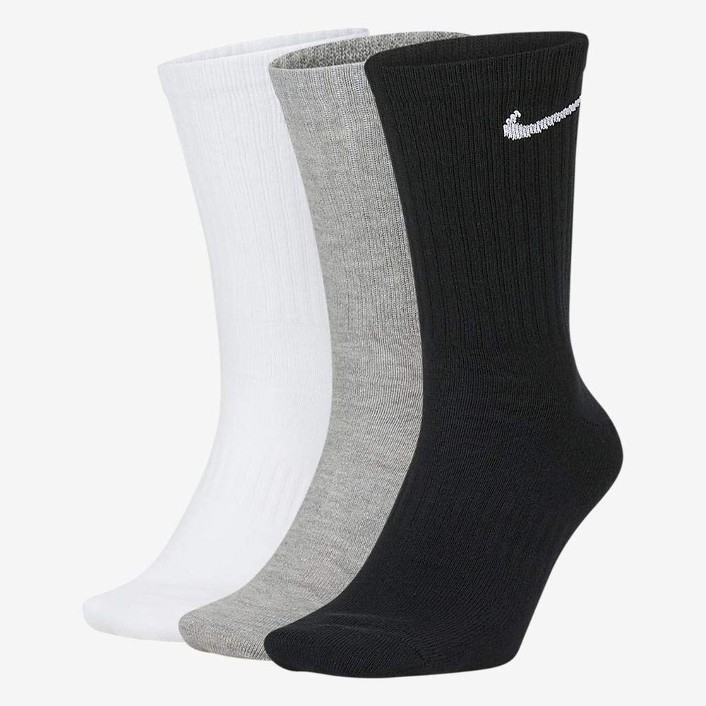 Nike Everyday Lightweight Crew Trainings Socks 3 Pairs Calcetines Hombre