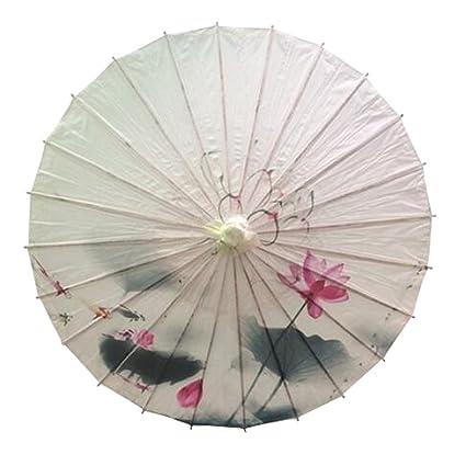 Amazon.com: Papel de/estilo japonés chino paraguas sombrilla ...