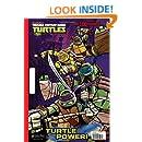 Turtle Power! (Teenage Mutant Ninja Turtles) (Giant Coloring Book)