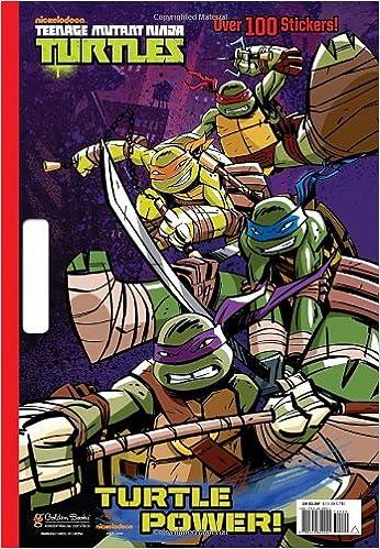 Amazon.com: Turtle Power! (Teenage Mutant Ninja Turtles ...