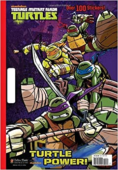 teenage mutant ninja turtles - Teenage Mutant Ninja Turtles Coloring Book