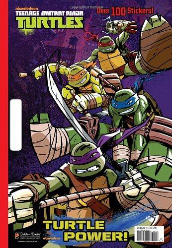 Turtle Power! (Teenage Mutant Ninja Turtles): Amazon.es ...