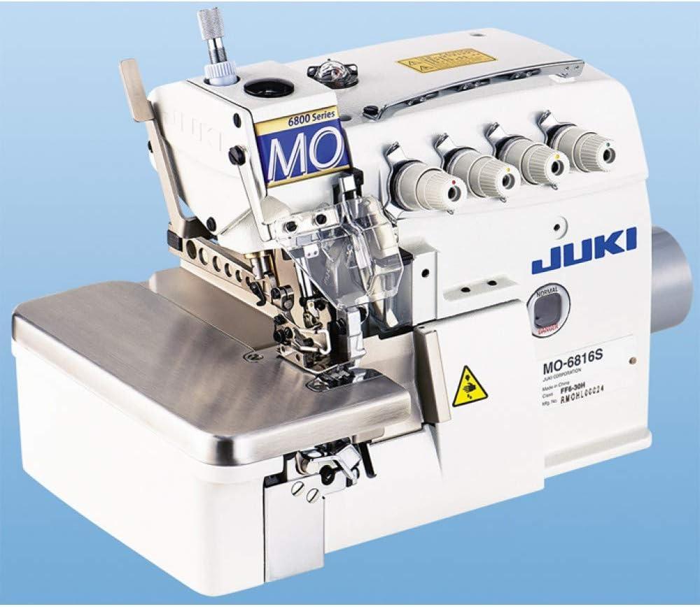 JUKI MO-6816S Servo Motor - Máquina de Coser (5 Hilos, Incluye ...