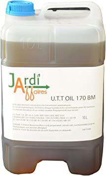 Bidon huile 10 litres