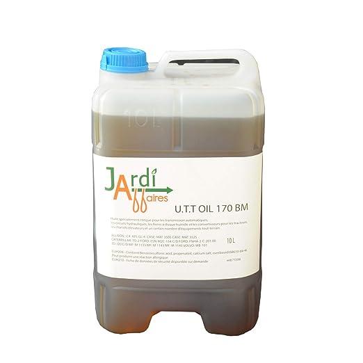 Bidón 10 litros aceite Transmisión automática jardiaffaires ...