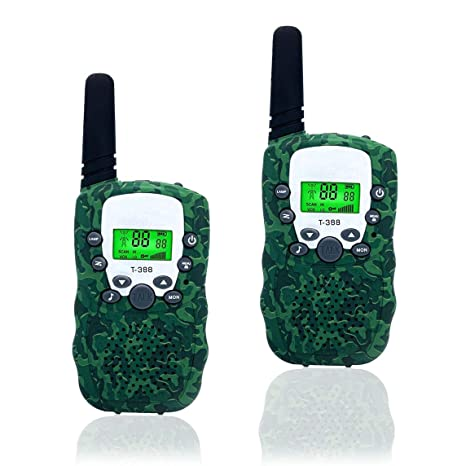 BITy Toys 4 8 Year Old Boys Long Range Walkie Talkies 9 14