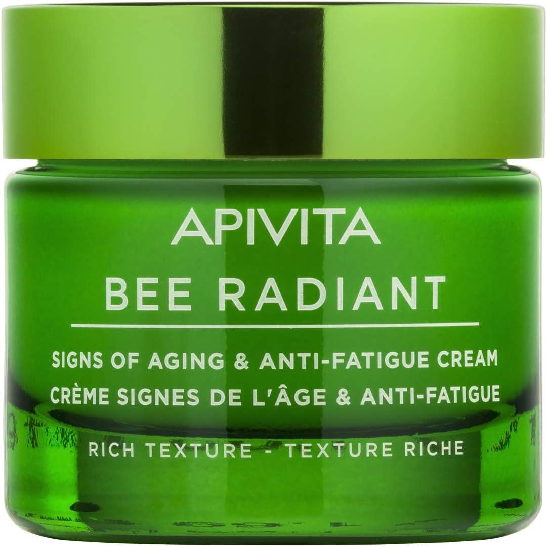 Apivita Bee Radiant crema antiarrugas y antifatiga